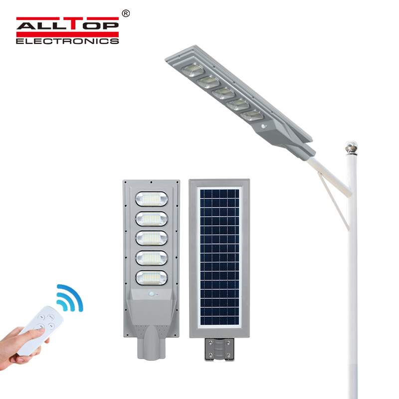 ALLTOP All in One Solar Led Street Light